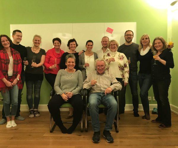 Ausbildung zum System Coach 2018/19